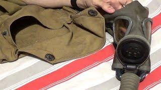US World War 2 M3 Diaphragm Gas Mask