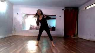 Mujhe Mast Mahol Me Jine De [ Dance Performance on 9-09-2015 ] By Priyanka Gurnule.