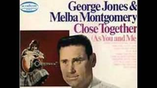 George Jones & Melba Montgomery - Feudin' And Fighting
