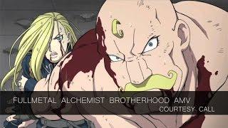 Fullmetal Alchemist AMV - Courtesy Call