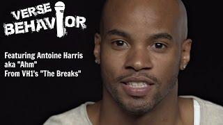 VERSE BEHAVIOR: Antoine Harris As