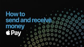 Apple Pay — How to send and receive money on iPhone — Apple