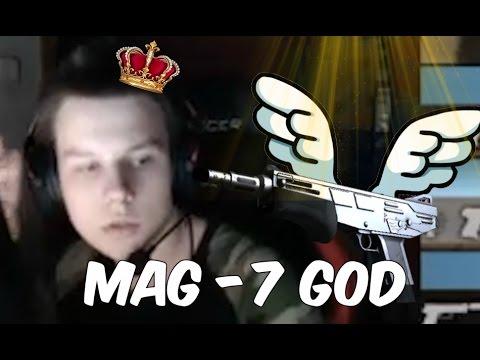 FROZEN - MAG-7 GOD (stream highlight) #2