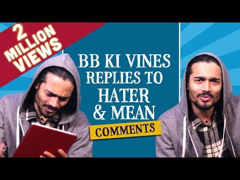 Xxx Mp4 BB Ki Vines Responds To Mean Comments Bhuvan Bam Sang Hoon Tere Official Music Video 3gp Sex