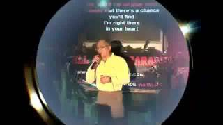 Timothy L -  12/12/2011 - A Minute Of Your Time (Tom Jones)