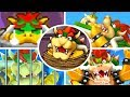 Evolution of Bowser Being Rescued (1995-2018)