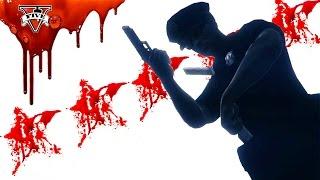 NO GUN 5 STAR CHALLENGE - GTA 5 Funny Moments & Epic Fail
