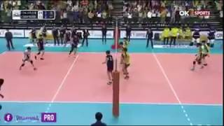 Lucu & gokil abis main bola voly nya. Volleyball funny moments 2017😂😂