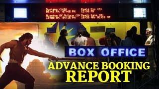 Bahubali 2 : The Biggest Indian Fever : Advance Booking Report
