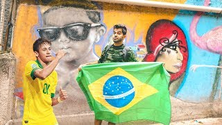 وأخيراااا في بلاد اساطير كرة القدم || البرازيل