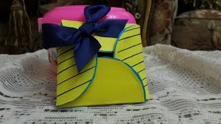 How to Make a Cute Handmade Birthday Cards - Tutorial .
