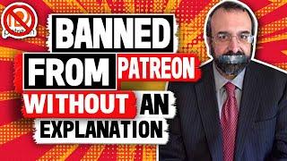 🔴 LIVE: Patreon BANS Counter-Jihad leader ROBERT SPENCER of Jihad Watch