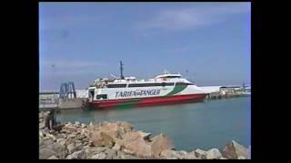 2002 Retour du Maroc via détroit de Gibraltar et Espagne