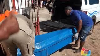 ENCONTRADO CORPO DE DIABO LOIRO EXECUTADO PELO TRIBUNAL DO CRIME  MAT 02 11 06 19