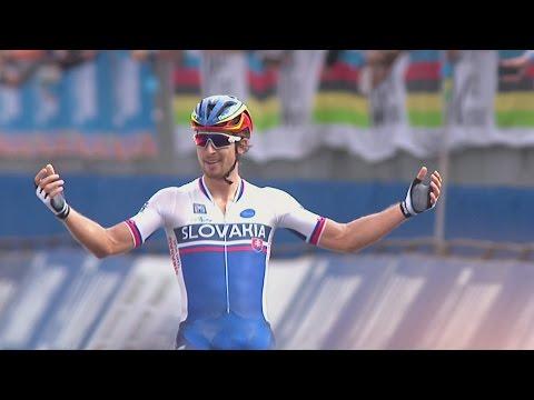 Men's Elite Road Race Highlights |