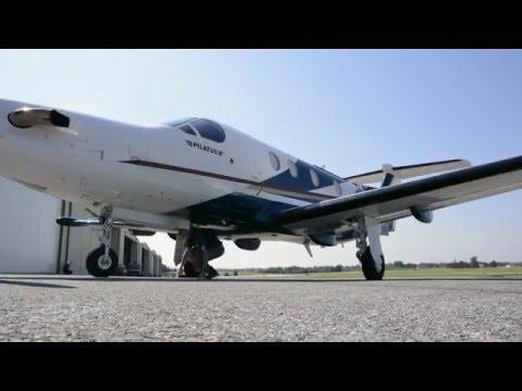 The Pilatus PC 12 NG Experience