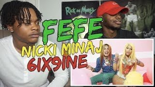 "6ix9ine, Nicki Minaj, Murda Beatz - ""FEFE"" (Official Music Video)"