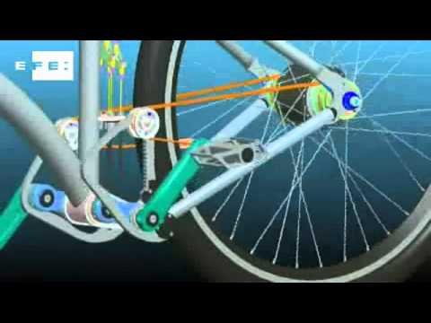 Novo modelo de bicicleta criado na Hungria dá adeus à tradicional correia.