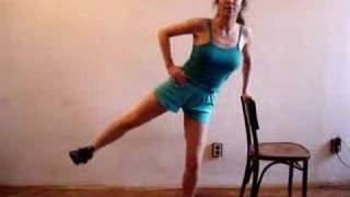 Anti cellulite video - part 2