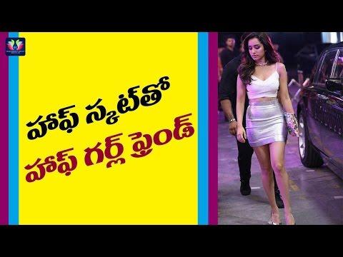 Shraddha Kapoor At Half Girl Friend Movie Promotions | TFC Film News