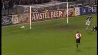Newcastle United Champions League 2002/03