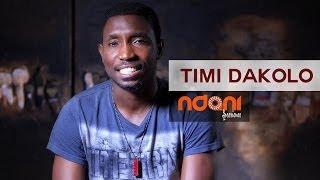 Ndani Sessions - Timi Dakolo sings