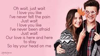 Alex & Sierra - Little Do You Know (Annie LeBlanc & Hayden Summerall Cover) / Lyrics