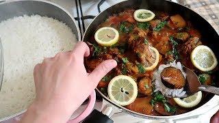 طريقة عمل اطيب أكلة عراقية (التبسي باذنجان)