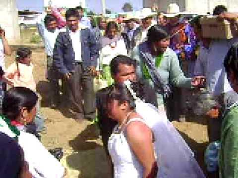 boda mazahua