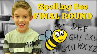 🤓Spelling Bee FINAL ROUND!!!