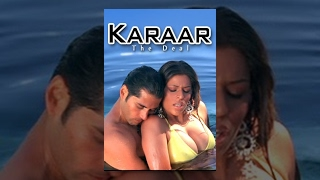 Karar - The Deal - Hindi Full Movie - Tarun Arora | Mahek Chahal - Bollywood Movie