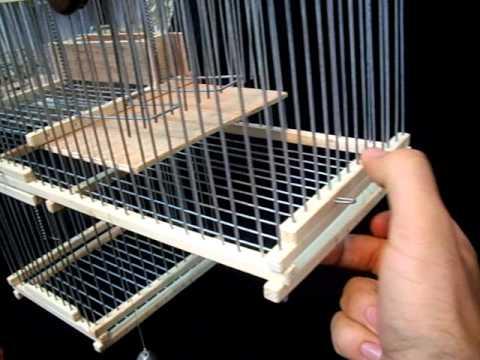 Cage Piège à Moulinet Multireprise à Oiseaux A vendre Cage Trap Multireprise For Sale