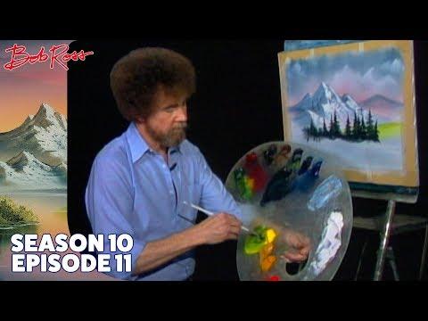 Bob Ross Triple View Season 10 Episode 11