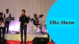 Ella Show - Nahom Yohannes (Meste) - Live Interview - Ella Show - New Eritrean Music 2016