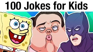TRY NOT TO LAUGH - Yo Mama 100 Jokes for Kids