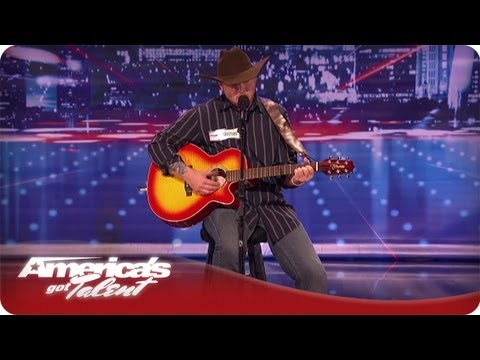 War Hero Brings The Crowd To Tears With His Song and Story AGT Season 7 Tim Poe Audition