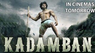 Kadamban (Hindi) Release Trailer | Arya, Catherine Tresa | In Cinemas Tomorrow