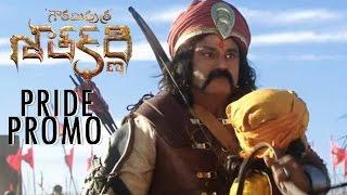 A Pride Dialogue Promo from Gautamiputra Satakarni  - Release Teaser || Balakrishna, Krish
