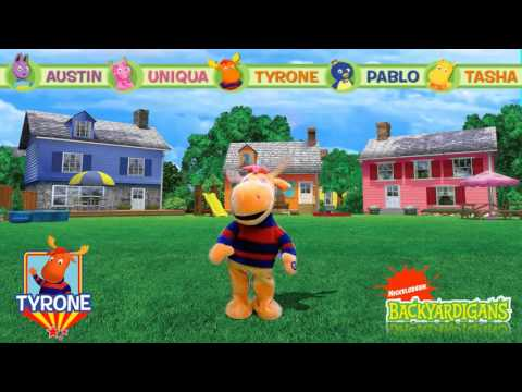 Real Brinquedos Pelúcia Musical Tyrone BBR Toys