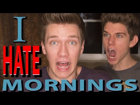 TOP 10 THINGS I HATE ABOUT THE MORNING