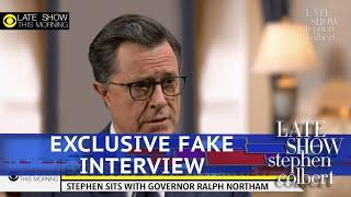 Stephen Interviews Gayle King