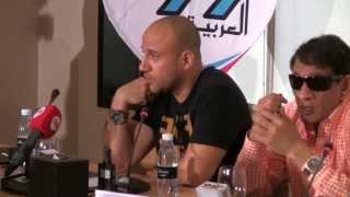 المؤتمر الصحفي لفيلم سمير أبو النيل في دبي