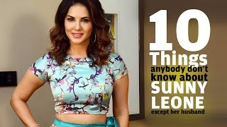 10 Things anybody don't know about Sunny Leone except her husband!