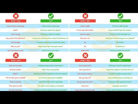 How to Be More Polite in English Useful Phrases for Speaking Polite English