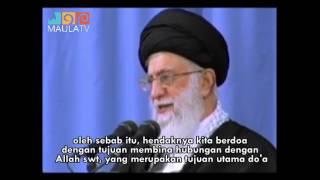 Pemimpin syiah Iran : Khasiat Do