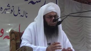 Convocation Furqania (5-June-2016)-Molana Adnan Nadvi sb DB