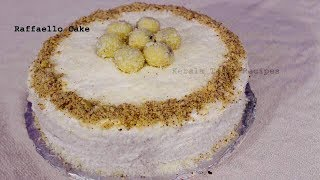 Raffaello Cake  With out an Oven/Celebrating 300th Recipe