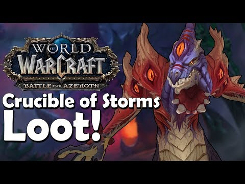 Xxx Mp4 Crucible Of Storms Loot Preview Void Themed Item Effects Battle For Azeroth 3gp Sex