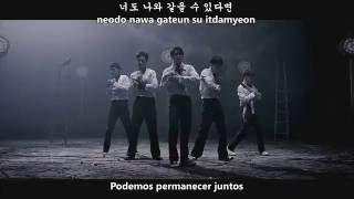 BEAST - Ribbon (Sub español - Hangul - Roma)