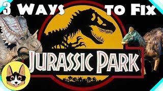 How to Save Jurassic Park | Jurassic World Breakdown